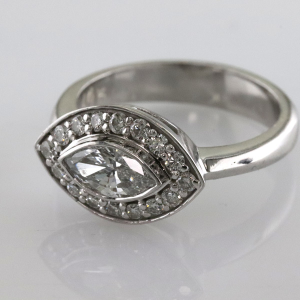 Marquise engagement ring 4 1